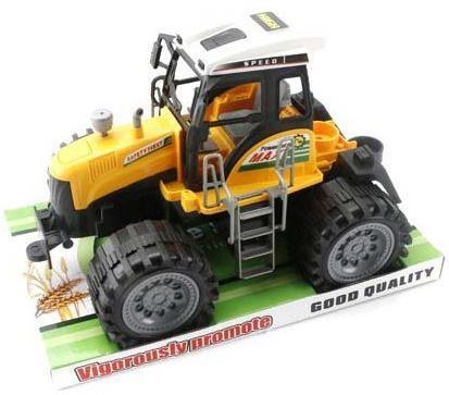 Трактор Shantou Gepai Max желтый 631262