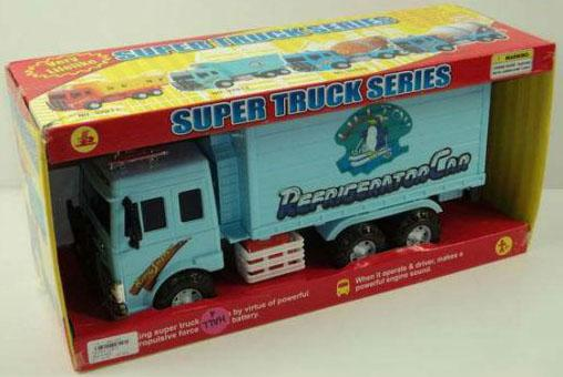 Фура Shantou Gepai Super Truck цвет в ассортименте