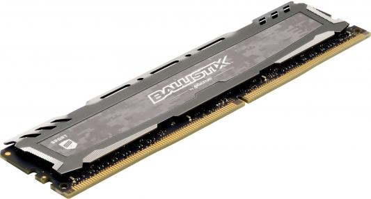 Оперативная память 8Gb PC4-19200 2400MHz DDR4 DIMM Crucial BLS8G4D240FSBK