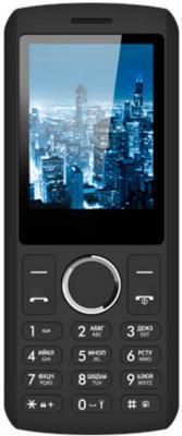 """Мобильный телефон Vertex D516 черный красный 2.4"""""""