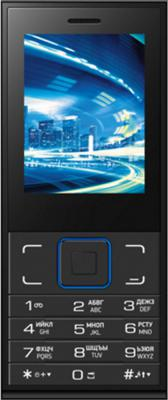 """Мобильный телефон Vertex D513 черный 2.4"""" 16 Гб"""