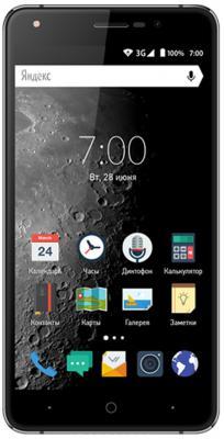 "Смартфон Vertex Impress Moon графитовый 5.5"" 8 Гб Wi-Fi GPS 3G VMNGRP"