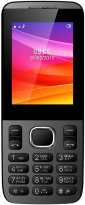 Мобильный телефон Vertex D503 черный мобильный телефон vertex d503