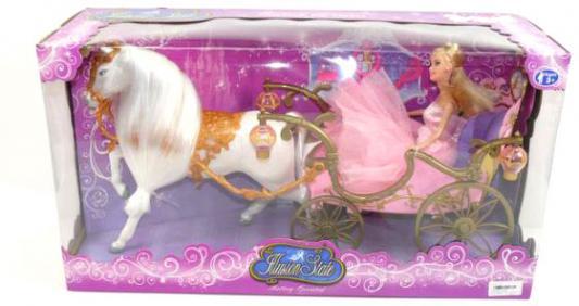 Игровой набор Shantou Gepai Карета с принцессой