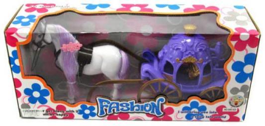 Игровой набор Shantou Gepai Лошадь с каретой  686-620