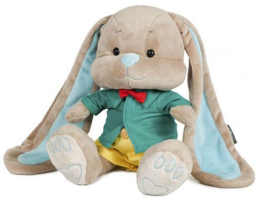 """Мягкая игрушка Jack Lin """"Зайчик Жак Мята и Лимон"""" искусственный мех разноцветный 25 см стоимость"""