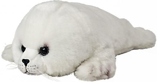 Мягкая игрушка тюлень FANCY Лесси 39 см белый искусственный мех DS-27 fancy мягкая игрушка собака эля 14 5 см