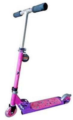 Самокат X-Match Cute розовый