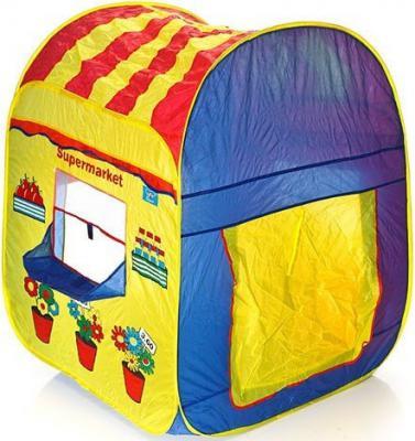 Игровая палатка Shantou Gepai двусторонняя Почта и магазин, сумка 8063
