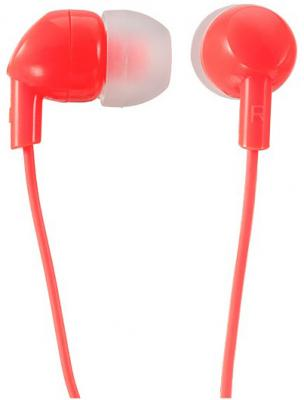 Наушники Perfeo IPOD красный PF-IPD-RED minglilai red 75