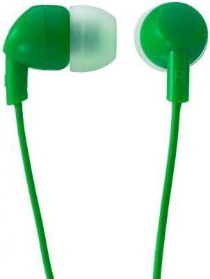 Наушники Perfeo IPOD зеленый PF-IPD-GRN