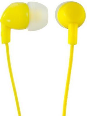 Наушники Perfeo IPOD желтый PF-IPD-YLW
