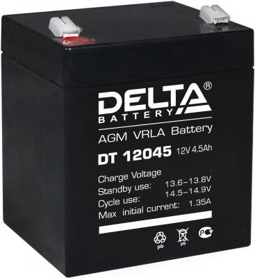 Батарея Delta DT 12045 dtm 12045