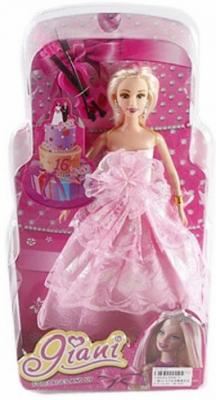 Кукла Shantou Gepai  Яни 29 см со скрипкой, блистер 6696-5