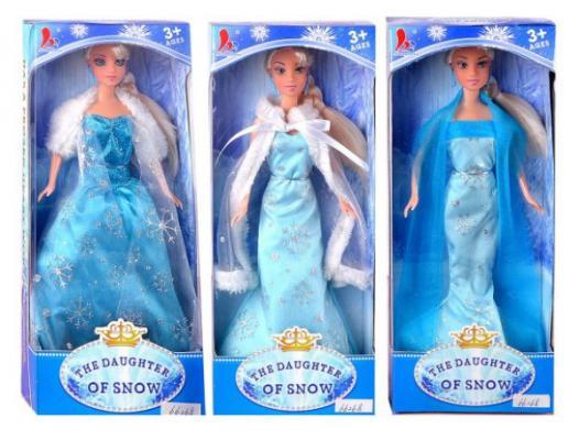 Кукла Shantou Gepai  29см Снежная принцесса в ас-те.