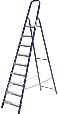где купить Лестница-стремянка Сибин стальная 9 ступеней 38803-09 дешево