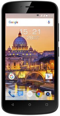Смартфон Fly FS512 Nimbus 10 черный 5 8 Гб Wi-Fi GPS 3G смартфон fly fs512 nimbus 10 champagne gold