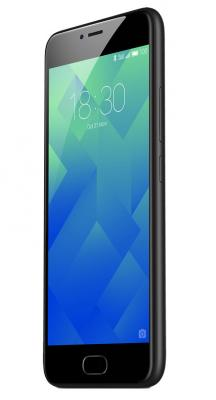 Смартфон Meizu M5 черный 5.2 16 Гб LTE Wi-Fi GPS 3G MZU-M611H-16-BK смартфон asus zenfone live zb501kl золотистый 5 32 гб lte wi fi gps 3g 90ak0072 m00140