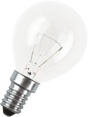 Лампа накаливания шар Osram P45 E14 40W 2700K CL 10/100/3600 788702
