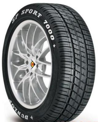 Шина Dunlop SP7000 225/55 R18 98H зимняя шина dunlop winter maxx sj8 225 55 r17 97r