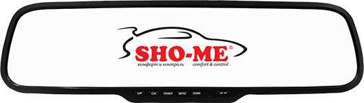 Видеорегистратор Sho-Me SFHD 300 2.7 1920x1080 3Mp 140° G-сенсор microSD microSDHC
