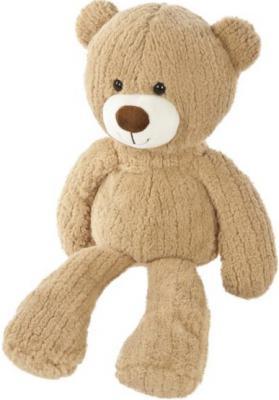 Мягкая игрушка медведь Fluffy Family Тимка искусственный мех бежевый 30 см
