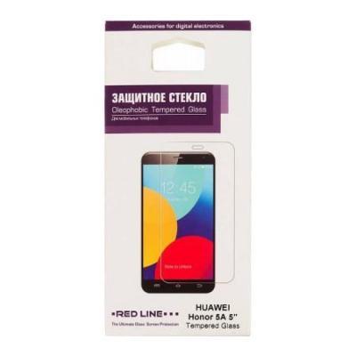 Защитное стекло Red Line для Huawei Honor 5A УТ000009304 защитное стекло red line для смартфонов 5 3