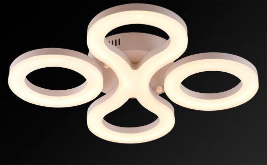 Потолочный светодиодный светильник IDLamp Concetta 396/3PF-LEDWhite idlamp потолочный светодиодный светильник idlamp concetta 396 7pf ledwhite