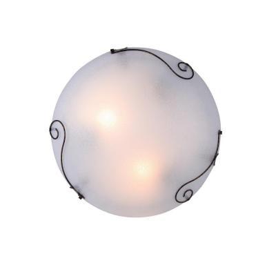 Потолочный светильник IDLamp Rozebel 250/30PF-Brown накладной светильник idlamp 247 247 30pf whitechrome