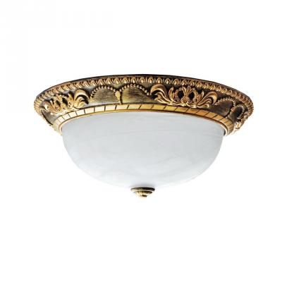 Потолочный светильник IDLamp Patricia Gold 262/30PF-LEDOldbronze накладной светильник idlamp 247 247 30pf whitechrome