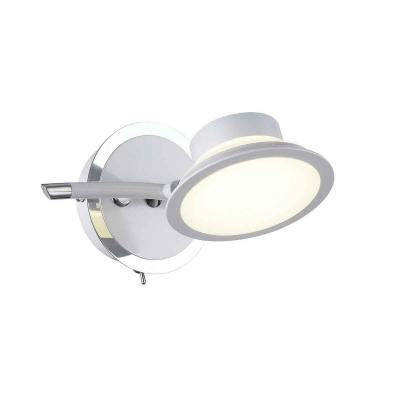 Светодиодный спот IDLamp Simonta 104/1A-LEDWhite светодиодный спот idlamp simonta 104 3pf ledwhite
