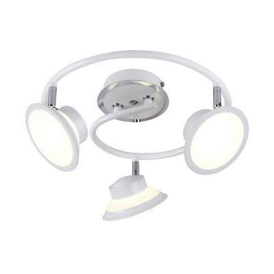 Светодиодный спот IDLamp Simonta 104/3PF-LEDWhite светодиодный спот idlamp simonta 104 3pf ledwhite