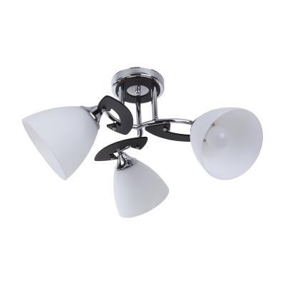 Спот IDLamp Falio 279/3PF-Blackchrome цена