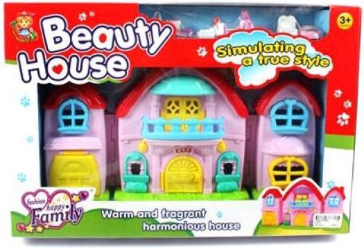 Игровой набор Shantou Gepai Прекрасный дом  32516
