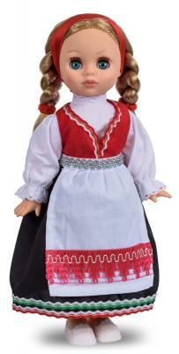 Кукла Весна Эля в новрвежском костюме
