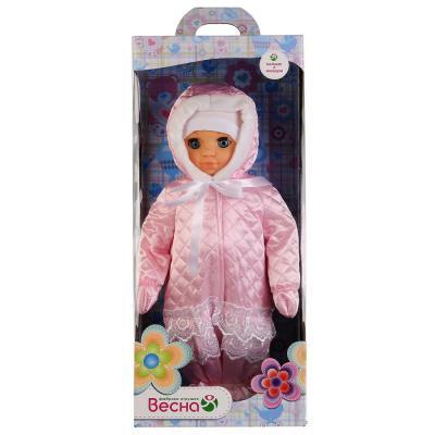 Кукла ВЕСНА Пупс 5 42 см В2990 обложка для паспорта женская gianni conti цвет зеленый 3627455