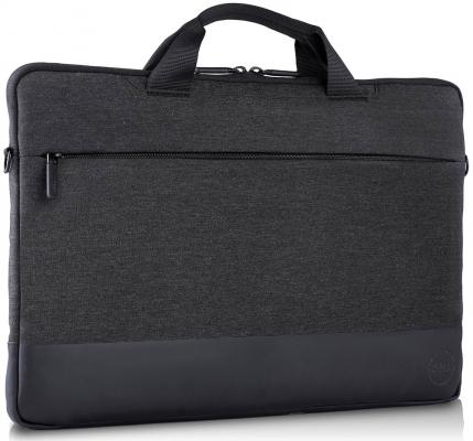 Сумка для ноутбука 15 DELL Professional черный 460-BCFJ сумка dell pro lite business case 16 460 11738