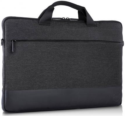 Сумка для ноутбука 13.3 DELL Professional синтетика черный 460-BCFL 460 bcfl