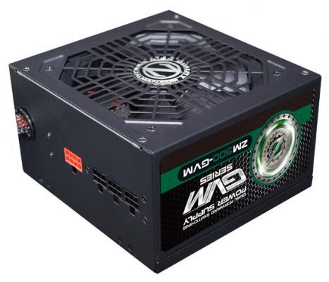 БП ATX 500 Вт Zalman ZM500-GVM