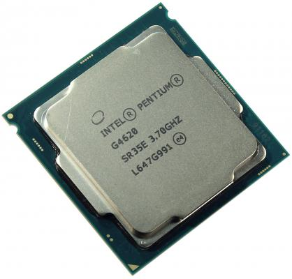 Процессор Intel Pentium G4620 3.7GHz 3Mb Socket 1151 BOX переключатель jung ecoprofi 1 клавиша цвет бежевый