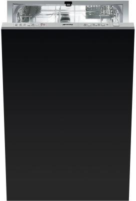 Посудомоечная машина Smeg STA4507 чёрный smeg blf01pbeu
