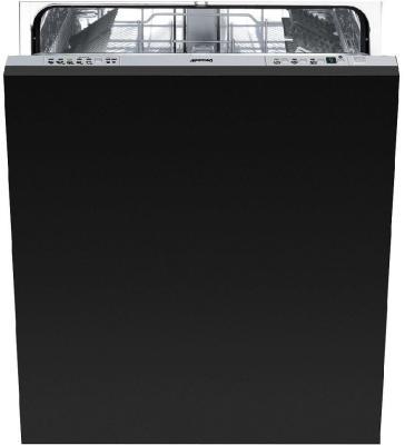 Посудомоечная машина Smeg STA6445-2 чёрный smeg fab32lnen1