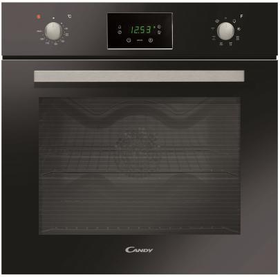 Электрический шкаф Candy FPE629/6N черный духовка электрическая candy fpe502 6n