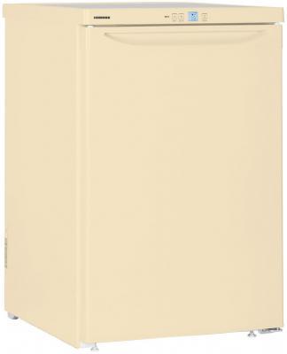 Морозильная камера Liebherr Gbe 1213-20 001 бежевый серебристый холодильная камера liebherr kb 3750 20 001