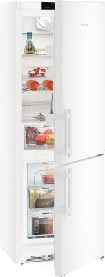 Холодильник Liebherr CN 5715-20 001 белый двухкамерный холодильник liebherr cuwb 3311