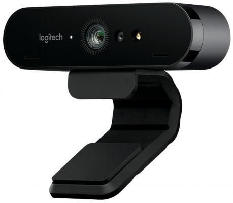 Веб-Камера Logitech Webcam BRIO 960-001106 установить веб камеру