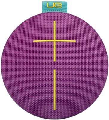 цена на Портативная акустика Logitech UE Roll 2 Sugarplum фиолетовый 984-000668