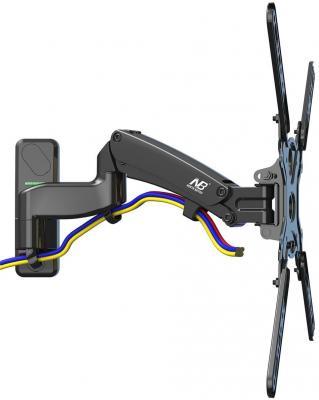 Кронштейн для монитора North Bayou F450 черный кронштейн для монитора north bayou f500 черный