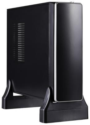 Корпус microATX Exegate MI-212 400 Вт чёрный EX242553RUS корпус microatx exegate mi 205l 300 вт чёрный серебристый ex249478rus