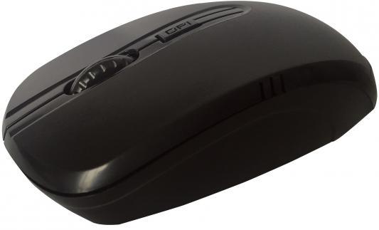 Мышь беспроводная Exegate SR-9018B чёрный USB